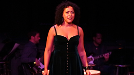 """Exclusive! Watch Lilli Cooper's Exceptional """"Come To Your Senses"""" Live from the Tick, Tick...BOOM! Revival"""