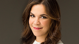 Cracking the Code: Tony Winner Lindsay Mendez Shares Insight Into Her Characters from Carousel, Dogfight, Wicked & Godspell