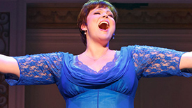 Five Burning Questions with It Shoulda Been You Leading Lady Lisa Howard