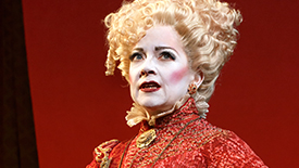 Becoming Madame Morrible: Isabel Keating Takes Us Through Her Wicked Transformation