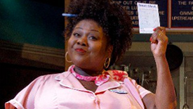8 Videos of Waitress' New Becky, Maia Nkenge Wilson, Singing Her Face Off