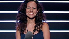 Broadway Bucket List: Watch Fearless Hamilton Star Mandy Gonzalez Sing Through Her Dream Roles