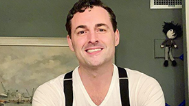 Max von Essen Brings Instagram Along for an Epic & Outstanding Backstage Takeover at Broadway's Anastasia