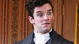 Is Government Inspector & Torch Song Star Michael Urie New York's Next Nathan Lane?