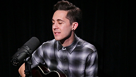 """Broadway Unplugged: Charlie and the Chocolate Factory Star Mike Wartella Gives """"Pure Imagination"""" a Fresh Acoustic Spin"""