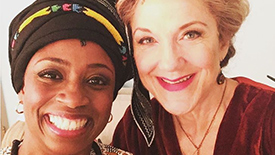 Tony Nominee Montego Glover Gives Insta Followers An All-Access, Early Look at the Broadway-Bound Musical Sousatzka