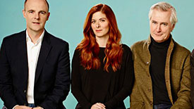 Gate or No Gate: Debra Messing, Brían F. O'Byrne & More Predict the Future of Outside Mullingar's Lovers
