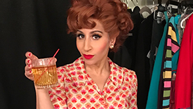 Jersey Boys Standout Natalie Gallo Takes Us Through All Her Fabulous Characters & Costumes