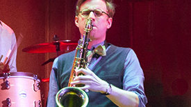 Introduce Yourself(ie): 10 Questions with Bandstand Star  James Nathan (Nate) Hopkins