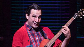 Introduce Yourself(ie): 10 Questions with School of Rock's Ned Schneebly, Jonathan Gould