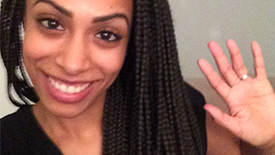 Introduce Yourself(ie): 10 Questions with Invisible Thread Standout Nicolette Robinson