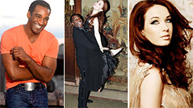 YouTube Celebration! Norm Lewis Is Broadway's New Phantom & Sierra Boggess Is His Christine