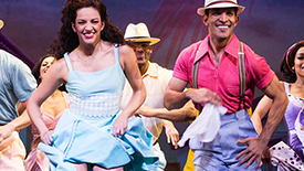 Dance the Day Away with the Fantastic, Live On Your Feet! Cast Recording