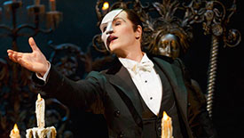 "The Phantom of the Opera Turns 30! Watch Every Actor Who Played the Phantom on Broadway Singing ""Music of the Night"""