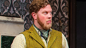 Introduce Yourself(ie): 10 Questions with The Play That Goes Wrong Star Preston Truman Boyd