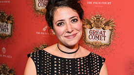 Rachel Chavkin Takes on Seven Questions About Her Continuing Journey with Great Comet, Casting, & Gender Gap