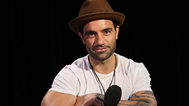 "Broadway Unplugged: Anastasia Star Ramin Karimloo Performs a Gorgeous Acoustic ""Once Upon A December"""