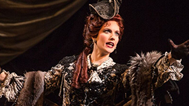 The Phantom of the Opera Star Raquel Suarez Groen Takes On Seven Questions About Humanizing Carlotta, Singing for ALW, & More