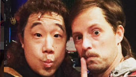 Raymond J Lee Brings Instagram Followers Along for all the Zaniness and Comedy of  Groundhog Day