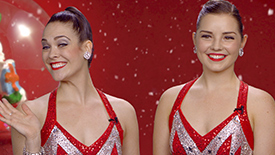 Holiday Time! Radio City Rockettes Brittany Paige Snyder & Danielle Betscher Talk All Things Christmas