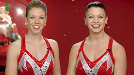 Holiday Time! Radio City Rockettes  Jessica Palu & Brittany Werthmann Talk All Things Christmas