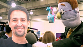 Exclusive! What Happens When Rod,  Avenue Q's Ultimate Broadway Nerd, Lets Loose at BroadwayCon