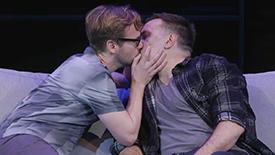 Five GIFs of Ryan Spahn & Matthew Montelongo in Daniel's Husband That Are Sure to Make You Awww