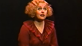 Hot Clip of the Day: #TBT to Sally Mayes Comical She Loves Me Solo