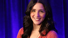 Broadway Bucket List: Watch Samantha Massell Sing Through Her Dream Roles