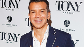 Friday Playlist: The Career of Tony-Nominated Choreographer Sergio Trujillo