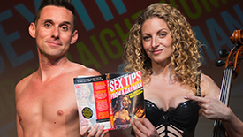 Sex Tips New Stars Nick Cearley & Lauren Molina Look Back on Their Favorite Skivvies Moments