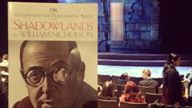 Shadowlands' Young Stars Jacob Morrell & Jack McCarthy Take Over Instagram for Opening Night