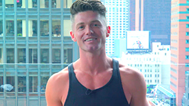 Head Over Heels Choreographer & Emmy Nominee Spencer Liff Brings the Beat For His DancingThrough My Resume