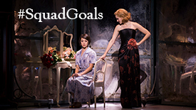 Let's Face It: An American in Paris' Jill Paice & Leanne Cope Are the Definition of #SquadGoals