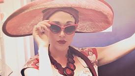 War Paint Star Steffanie Leigh Serves Up Supermodel in An...