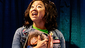 Stephanie Hsu Takes on Seven Questions About Be More Chill, Christine Canigula, Moving to Broadway, & SpongeBob