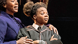 Introduce Yourself(ie): 10 Questions with Harry Potter and the Cursed Child Star Susan Heyward