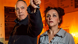 The New Stars of Sweeney Todd Off-Broadway Recall Their First Introduction to the Sondheim & Wheeler Musical