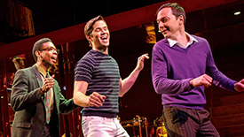 Friday Playlist: Party This Pride Like The Boys in the Band on Broadway with These Songs from the Play