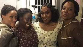 Amen! See What Happened When The Color Purple's Church Ladies Took Over Our Instagram