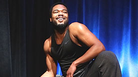 The Color Purple Star Grasan Kingsberry Dances Through His Broadway Resume