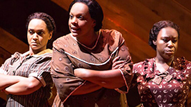 All the Praise Hands For The Color Purple's Show-Stealing Church Ladies, Rema Webb, Carrie Compere & Bre Jackson