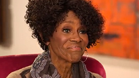 10 Screenshots From Cicely Tyson's CBS Interview To Give You Life