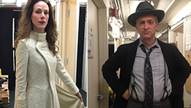 Christa Scott Reed & Michael Frederic Offer a Glimpse of The Great Divorce's Other Worldly Costumes