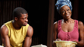 Michael Luwoye & Adeola Role on the Joys and Challenges of Creating Their Invisible Thread Duo