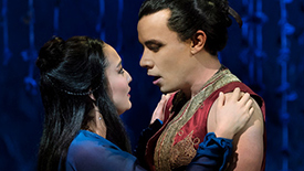 Ashley Park & Conrad Ricamora Share King and I Memories, Backstage Secrets & Lots of Laughs