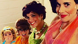 Twist and Shout for Jenna Leigh Green's Fab The Marvelous Wonderettes Instagram Takeover