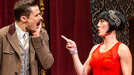 Check Out Photos of the New Cast of the Hit Broadway Comedy The Play That Goes Wrong