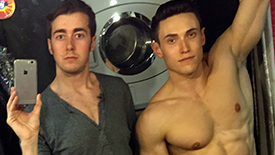 10 Things You'd Only Find Backstage at 50 Shades! The Musical