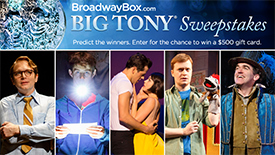 Here's the Complete List of 2015 Tony® Nominees & Your Chance to Predict the Winners